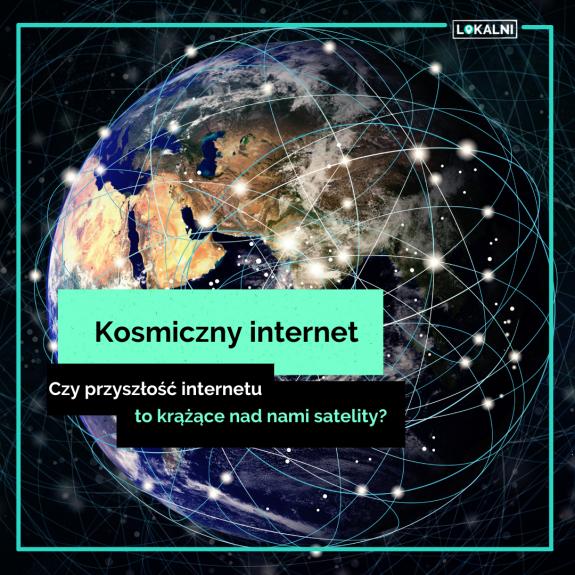 Kosmiczny internet